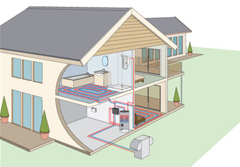 Dimplex Heat Pumps Ireland Air To Water Heat Pumps Ireland